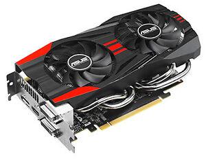 Asus GeForce GTX 760 2gb Video Card