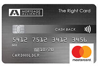 Mortgage Alliance Credit Card