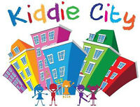 Kiddie City Daycare now accepting registration!