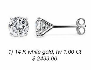 MUST SEE DIAMONDS! ONE OF A KIND AT AN EXCELLENT PRICE