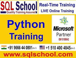 Project Oriented Python  Practical Online Training