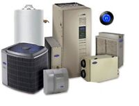 Brand new High Efficient Furnace & Air Conditioner.