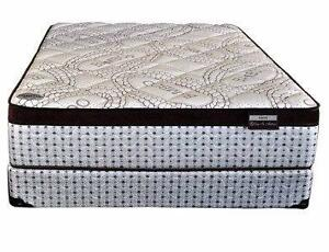 NEW Amenity Box Spring and Mattress Set.  Available in Double/Full, Queen and King.