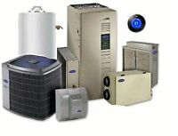 SPECIALS! FURNACE & AIR CONDITIONER INSTALLATIONS.