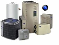 FALL SPECIALS! FURNACE & AIR CONDITIONER INSTALLS.