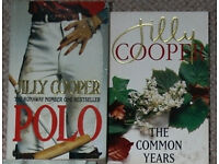 Jilly Cooper books