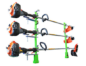 Xtreme pro series - 3 place trimmer rack for sale.