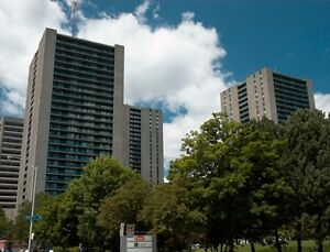 Large 1 Bedroom /Access to Subway/ Sheppard Center Apartments