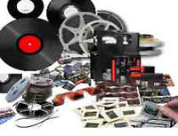 Vhs to Dvd Transfers - VHS, VHS-C, 8mm, film reels + More!!!