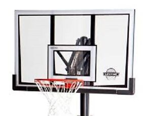 Lifetime 52-Inch Backboard with Portable Basketball System Kingston Kingston Area image 3