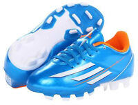 Adidas Soccer Shoes Kids Child Youth Football F5 TRX Size 11 New