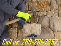 MASONRY CONTRACTOR IN KITCHENER / WATERLOO, ONTARIO