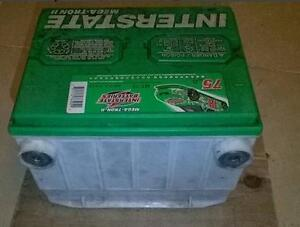 WANTED:  used battery with a side post