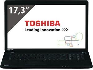 Toshiba Satelite C70D A4-5000 1.5GHz 17.3 6GB 750GB Webcam WIN10