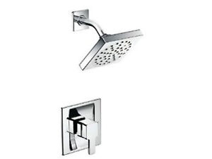 MOEN 90 SHOWER VALVE & CONTROL CHROME