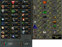 Vend compte osrs/rs3