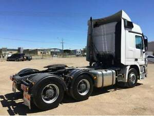 Mercedes Benz Actros 2007 Prime Mover Rent to Own $895 Per Week​ Mount Druitt Blacktown Area Preview