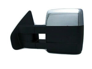 NEW 04-14 F150 TOWING MIRROR POWER HEATED PUDDLE LAMP CHROME CAP Kitchener / Waterloo Kitchener Area image 2