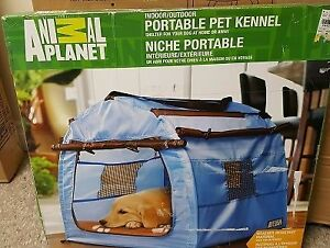 $_35 Animal Planet Portable Pet House on animal planet portable pet bed, folding indoor pet house, pet supply dog house,