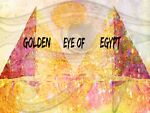 Golden Eye Of Egypt