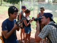 Crocodile conservation program in Mexico