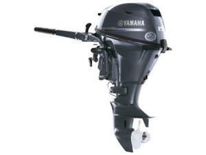 2011 Yamaha 15hp fourstroke *LIKE NEW!*