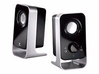 Speakers for PC/Laptop_Logitech LS-11 Multimedia Computer Speakers System