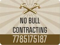 no bull contracting