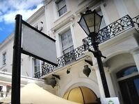 QUEENSWAY Office Space To Let - W2 Flexible Terms   2-88 People