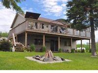 Modern Four Season Muskoka Cottage *One week left in August
