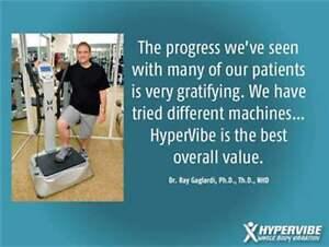 HyperVibe whole vibration machine Cambridge Kitchener Area image 5