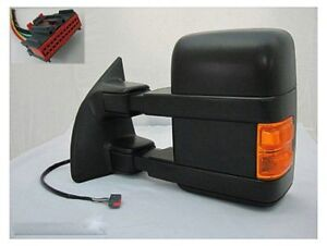 Ford Super duty F250 - F550 Driver Door Power Tow Mirror