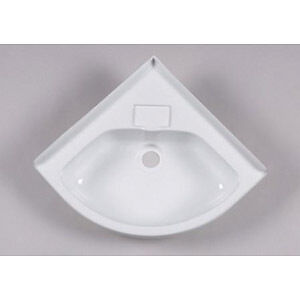 CORNER BATHROOM BASIN SINK 14