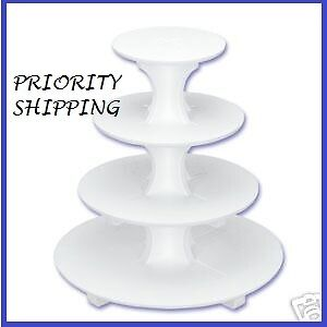 4-TIER-CUPCAKE-CAKE-TREE-STAND-TRAY-WEDDING-DESSERT-PRIORITY-SHIPPING