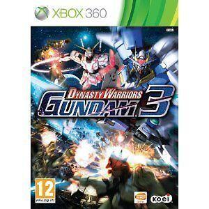 Dynasty-Warriors-Gundam-3-for-Microsoft-Xbox-360-100-Brand-New