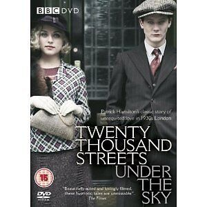 BBC    TWENTY THOUSAND STREETS UNDER THE SKY      BRAND NEW SEALED UK DVD
