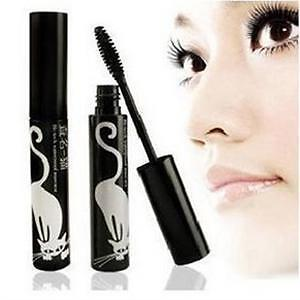 1 x Brand New ASIA Chaarming Cat Waterproof Mascara Black