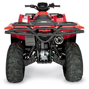 New 2006-2012 Suzuki King Quad 450 500 700 750 ATV Moose Rear Bumper