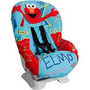 Seasame Street ELMO CAR SEAT COVER  WATERPROOF Infant Car Seat Cover