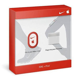 Nike plus Sensor/Sport Training Kit for New iPod Nano