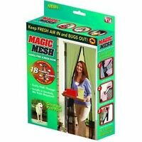 MAGICMESH HANDS FREE MAGNETIC SCREEN DOOR