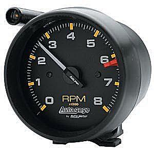 Auto-Meter-2309-Auto-Gage-Tachometer-Tach-Shift-Light-3-3-4