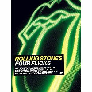 Rolling Stones 4 dvd box set