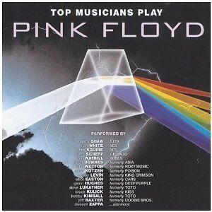 Pink Floyd Tribute CD NEW SEALED John Wetton/Geoff Downes/Glenn Hughes...