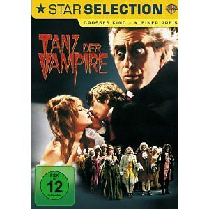THE FEARLESS VAMPIRE KILLERS (Dance of the vampire DVD) Region 2 PAL  !!
