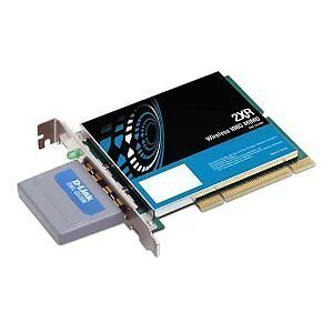 D-link Dwl-g520m Wireless 108g Pci Adapter 2xr