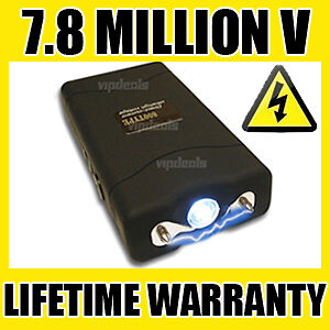 VIPERTEK VTS-880 7.8 Million Volt Self Defense Mini Stun Gun Rechargeable PHX800 on Rummage (1/1)