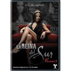LA REINA DEL SUR VOL 1- TELENOVELA - 6 DVDS - 2011 BRAND NEW - LATIN