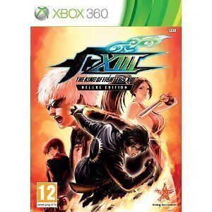 The-King-of-Fighters-XIII-13-for-Microsoft-Xbox-360-100-Brand-New