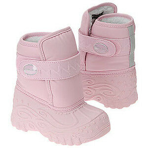 Stride Rite Cold Front II Girl Toddler Baby Winter Snow